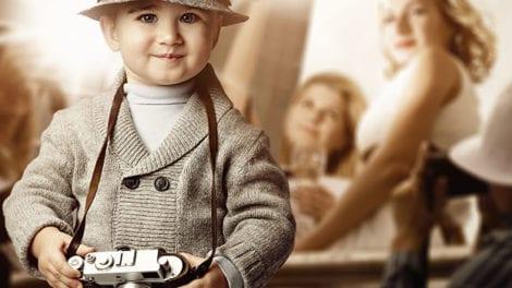 ילד עם מצלמה, סלבס, אור הזרקורים, כוכב נולד