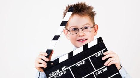 ילד, סלבס, קולנוע, חי בסרט, אקשן
