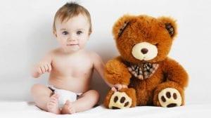 תינוק, ילד, דובי, בחירת שם