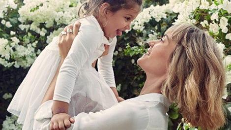 ג'ני צ'רוואני ובתה