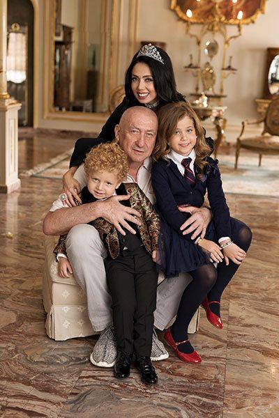 משפחת צ'רנוי-ראידמן