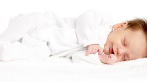 תינוק ישן, שמות החורף